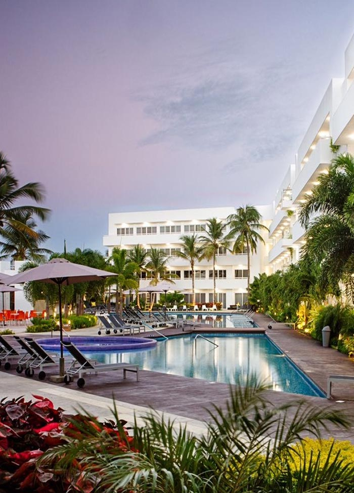 LD Plus Palm Beach Hotel - Playa El Agua
