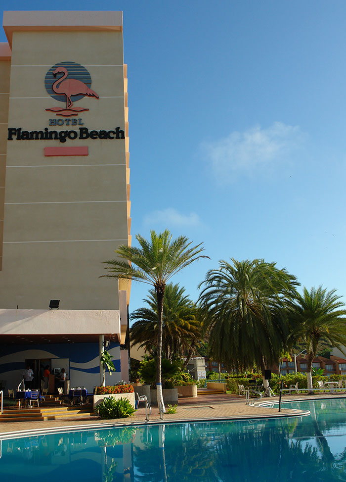 Hotel Flamingo Beach de Margarita
